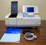 Shimadzu Uv-1601 Uv-visible Spectrophotometer With Program Pack Tests Pass