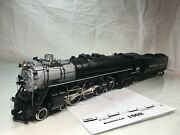 1002 Overland Model Northern Pacific A-5 4-8-4 Brass O Scale 2 Rail Painted