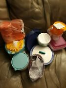 Tupperware Bowls, Lids, Soups, Containers, Assortment..all New