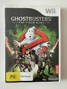 Ghostbusters The Video Game Wii Vgc Pal
