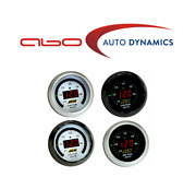Aem For Uego Wideband A/f Ratio + Turbo Boost + Oil Pressure 3 Gauges Combo Set
