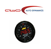 Aem For 52mm Digital 35psi Electronic Turbo Boost Gauge 30 In.hg/35 Psi 30-4406