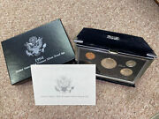 1994 United States Mint Premier Silver Proof Set + Free Shipping + Silver