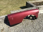 Mg Midget/austin Healey Sprite • Front Right Fender Assembly. Used.  Mg4125