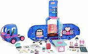 4-in-1 Glamper Fashion Camper With 55+ Surprises Fully Furnished Gift For Age 6+