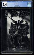 Spawn 1 Cgc Nm 9.4 White Pages Black And White Variant Mcfarlane