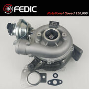 Turbine Gt1749v 760774 For Ford Volvo C30 C70 S40 2.0 Tdci Dw10bted D4204t 2004