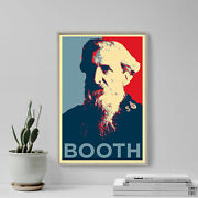 William Booth Art Print And039hopeand039 - Poster Gift - Founder Of The Salvation Army