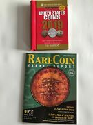 Coin Collectors Guides 2019 Official Red Book Of Us Coins + Pcgs Magazine