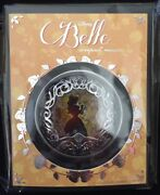Sephora Disney Beauty And The Beast Belle Princess Compact Mirror Fall 2015 New