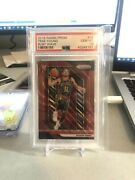 2018 Trae Young Panini Prizm Ruby Wave 78 Psa 10 Gem Mint Rc Rookie