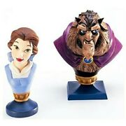 Disney Beauty And The Beast Belle Portrait Series 2001 10th Anniversary Ornament