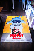 Bigfoot And The Hendersons 4x6 Ft Bus Shelter D/s Movie Poster Original 1987