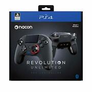 Nacon Controller Esports Revolution Unlimited Pro V3 Ps4 Playstation 4 / Pc - Wi