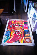 Latino Bar By Pierre Collier 4x6 Ft French Rolled Movie Poster Original 1992