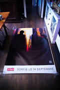 The Professional Textless Teaser 4x6 Ft French Movie Poster Original 1994