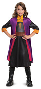 New Frozen 2 Anna Childs Costume Plus New Anna Wig Pick Your Size Free Shipping