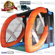 20x23ft Commercial Inflatable Football Field Goal Challeng Game With Air Blower