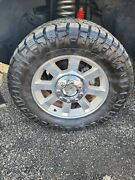 Ford 350 2008 T0 2010 Wheels And Nitto Ridge Grappler 35x12.50 20