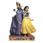 Jim Shore Disney Traditions Snow White And Evil Queen Evil And Innocence Statue