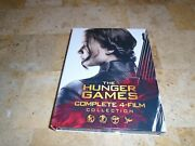 The Hunger Games - Steelbook Blu-ray Collection - All Four Films Complete Set