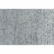 Loloi Juneau 9'3 X 13' Hand Tufted Rug In Light Blue And Light Gray