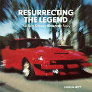 Book- Resurrecting The Legend- The Real Datsun Scarab Story