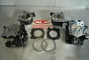 Ducati Monster 821 Cylinders+pistons+pair Heads Km 000