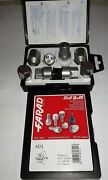 Set 4 Anti-theft Bolts Stil Bull Farad For Ford From 2019 Alloy Wheels
