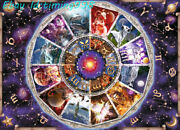Ravensburger Jigsaw Constellation Astrology 9000 Puzzles Rare New Sealed Stock