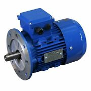Cast Iron Electric Motor 3 Phase 55kw 75.0hp 2970rpm 250 Frame 2 Pole B5 Mount