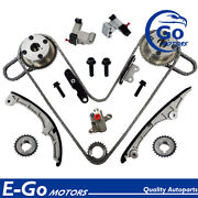 Timing Chain Kit For Ford Lincoln Mkx Edge Taurus Cx-9 Vvt Gear Phaser