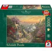 Schmidt Dreamy Dusk Sunset 3000 Adult Decompression Puzzles Toys Gift New