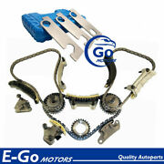 Camshaft Tool Timing Chain Kit For Buick Cadillac Saturn Suzuki 3.6l N36a Ly7