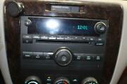 2011 12 Chevy Impala Am-fm-cd Player Front Dash Radio Receiver Opt Us8 Oem