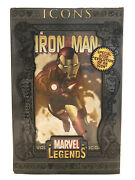 Marvel Legends Icons Iron Man 12 Inch Action Figure