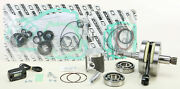 Wiseco Pwr161a-100 Complete Bottom End Rebuild Kit