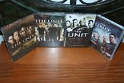 The Unit Complete Dvd Series Seasons 1,2,3,4 New Sealed
