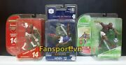 Thierry Henry Arsenal Soccer Serie France Ft Champs Blister 15cm 6inch Home Away
