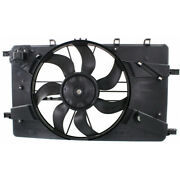 For Buick Verano A/c Radiator Fan 2012 2013 14 15 2.4l For Gm3115243