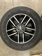 18and039and039 Jeep Grand Cherokee Factory Trail Hawk Wheels Andtires Set Of 4
