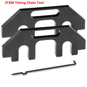 Timing Chain Tool Set Fit For Ford V6 07-16 3.5l 3.7l Engines W/ Tensioner 37200