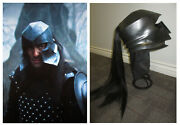 Screen Used Snow White And The Huntsman Armor Helmet Production Wardrobe Prop