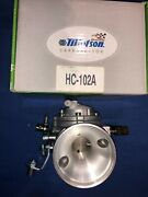 New Oem Tillotson Hc-102a Chainsaw And Kart Racing Carb Gas And Alky Chainsawcc
