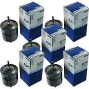 5x Mahle/knecht Fuel Filter Kl 257 Volvo S60 Sw