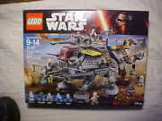 Lego Star Wars Captain Rexand039s At-te 75157 972 Pieces New Sealed