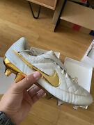 Tiempo Legend V Fg R10 Touch Of Gold Size 9 Limited
