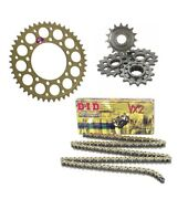 Honda Vf750fd/fe 1983-1986 Renthal And Did Chain And Sprocket Kit