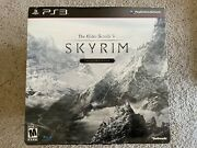 Elder Scrolls V Skyrim Ps3 Playstation Collectorandrsquos Edition New And Sealed