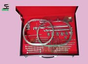 Bookwalter Retractor System Complete Set+ Box Surgical Instruments Grade Best A+